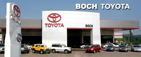 BOCH TOYOTA THE #1 TOYOTA DEALER, IN SALES, IN NEW ENGLAND SINCE 1980