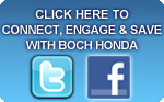 Boch Honda Dealership MA Social Media