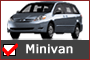 Toyota Minivan Sales and Inventory
